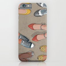 Feet movement under table Slim Case iPhone 6s