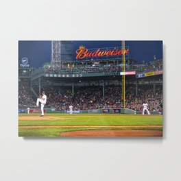 Front Row Seats Metal Print