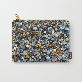 Pebbles in Color Carry-All Pouch