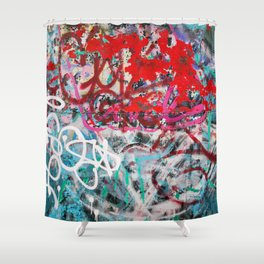 Image #2 Mollys Lane Shower Curtain