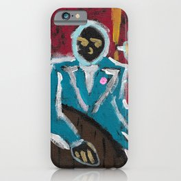 """""""Some Classy Guy"""" iPhone Case"""