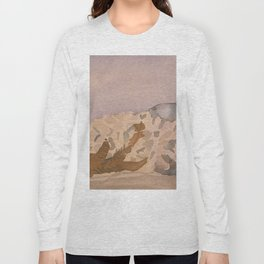 Still Life in Purple and Yellow Long Sleeve T-shirt