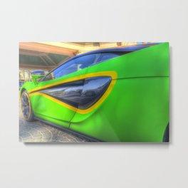 Dubai SuperCars Metal Print