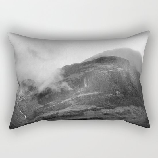 Glencoe, Highlands, Scotland. Rectangular Pillow