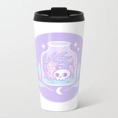 Pastel Terrarium Metal Travel Mug
