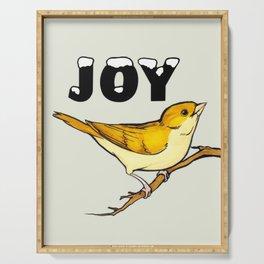 SufjanStevens - Joy - Songs For Christmas Serving Tray