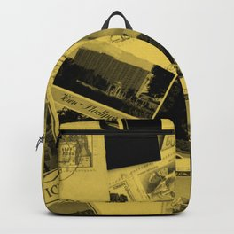 Postcards Backpack