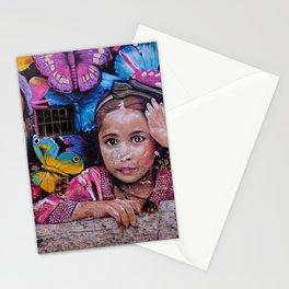 Child of Innocence - Graffiti Stationery Cards