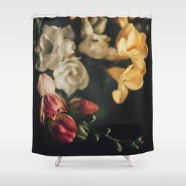spring bouquet Shower Curtain