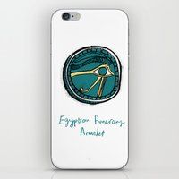 egypt iPhone & iPod Skins featuring Egypt by estellesmorris