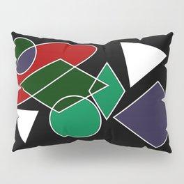 Colour corner Pillow Sham