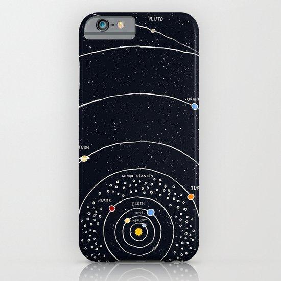 Solar system iPhone & iPod Case
