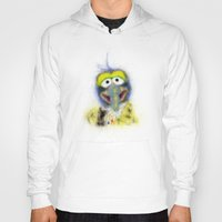 muppets Hoodies featuring Gonzo, The Muppets by KitschyPopShop