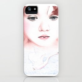 In Flight For Freedom iPhone Case