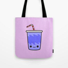 Yummy kawaii soft drink Tote Bag