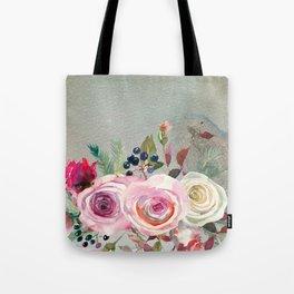 Flowers bouquet #42 Tote Bag