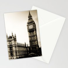Big Ben and the Houses of Parliament  Stationery Cards
