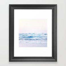 Ocean - Sea Framed Art Print