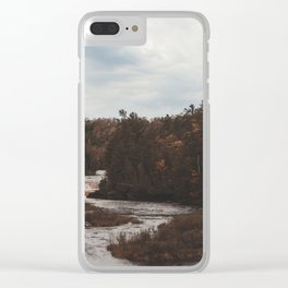 Tahquamenon III Clear iPhone Case
