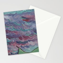 Mermaid Mix Stationery Cards