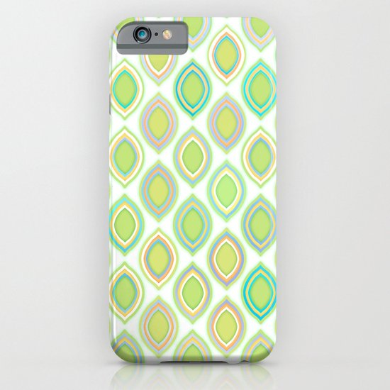 Lemon & Lime Pattern iPhone & iPod Case by Micklyn | Society6
