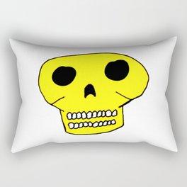 Milaino Totenkopf Rectangular Pillow