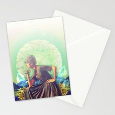 The Thinker Stationery Cards