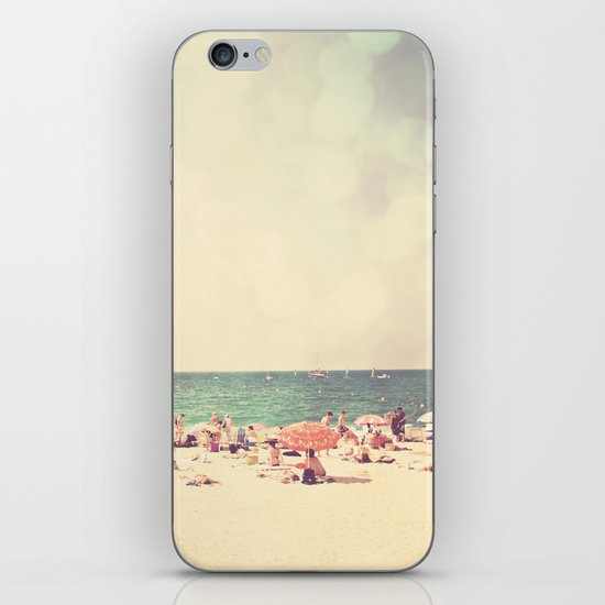 like something out of a beach boys song ...  iPhone & iPod Skin