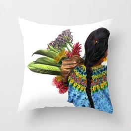 Mariana Throw Pillow