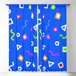 Royal Blue Play Blackout Curtain