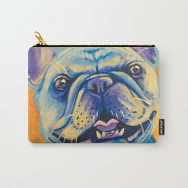 French Bulldog (includes rescue donation!) Carry-All Pouch
