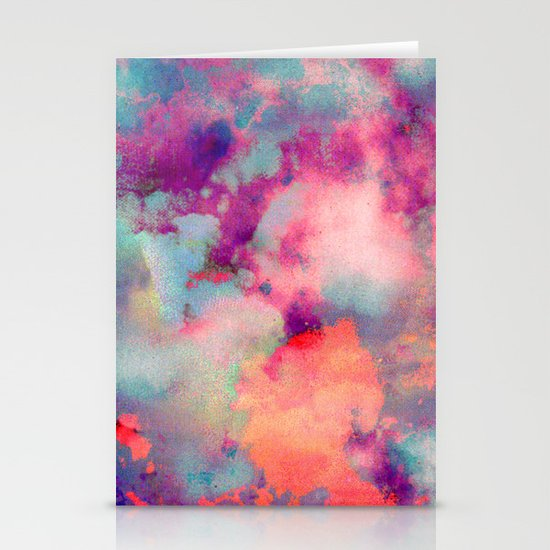 Untitled 20110625p (Cloudscape) Stationery Cards