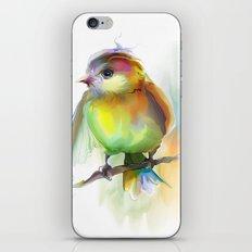 singing birdie iPhone & iPod Skin