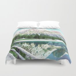 Make Yourself Comfortable Duvet Cover