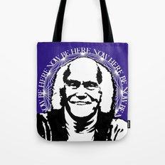 Ram Dass Tote Bag