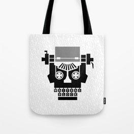 Writer's Block II Tote Bag
