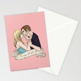 Klaus and Caroline Stationery Cards