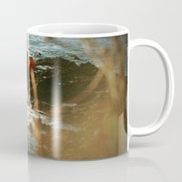 west coast Mugs featuring West Coast Oceans by Amy J Smith Photography