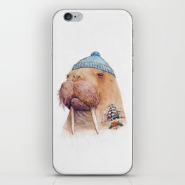 Tattooed Walrus iPhone Skin