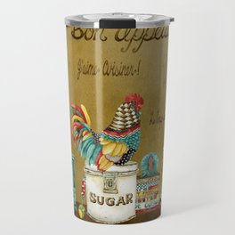 Roosters Majestic Travel Mug