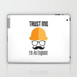 Trust Me I'm An Engineer Laptop & iPad Skin