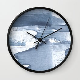 Light steel blue Wall Clock