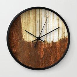 Rust 01 Wall Clock