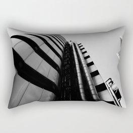 Lloyds Of London building Rectangular Pillow
