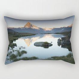 Alpenglow Rectangular Pillow