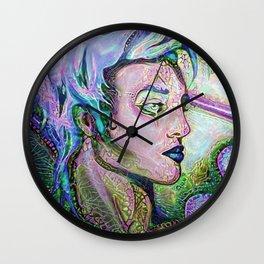 Fake Plastic Love Wall Clock