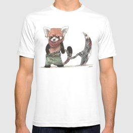 Panda Roux Barbare T-shirt