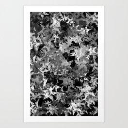 Hidden Stars Art Print