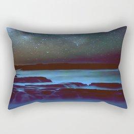 California Coastal Waters Rectangular Pillow