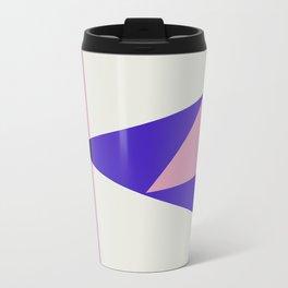 Misplaced Triangles Pastel // www.pencilmeinstationery.com Travel Mug